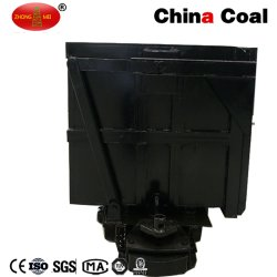 По разминированию железной руды Single-Side самосвального кузова горнодобывающих тележки