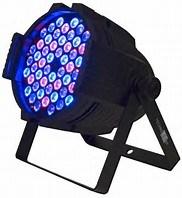 Lavado a la par de LED PAR puede paquetes de iluminación LED de alta potencia PAR 54