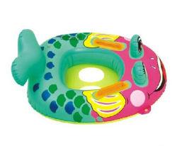 Прочного ПВХ надувной детский плавательный бассейн кольца плавающего режима