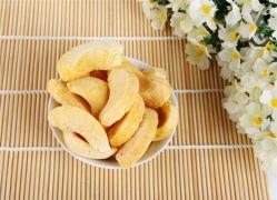 Производители фруктов, подвергнутые сублимационной сушке Freeze сушеные абрикосы