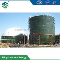 1500m^3 de la fermentation anaérobie de réacteurs en acier pour Slaugther chambre