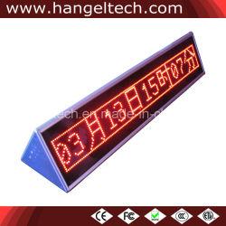 جهين رسالة التمرير عرض LED تسجيل مجلس بطارية تعمل بالطاقة 16X128