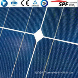 Hoja de vidrio templado /Panel solar transparente vidrio/cristal recubierto de Módulo PV