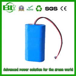 alimentation électrique Batterie au lithium pour téléphone sans fil Radio Téléphone sans fil de téléphone 18650 bloc-batterie bloc-batterie batterie rechargeable au lithium 7.4V 2600mAh