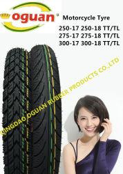 Philippinen-Muster-Motorrad-Gummireifen/Reifen (225-17 80/90-17 80/80-17 60/90-17)