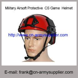 Bon marché de gros de la Chine de sports de protection Airsoft militaire CS Casque de jeu