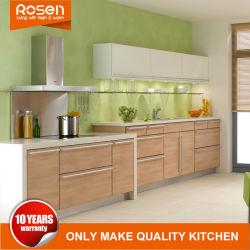 Melamin Paint Maple Wood Texture Küchenmöbel mit Spanplatte