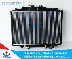 Motoronderdelen Aluminium radiator voor Mitsubishi radiator Delica'86-99at MB356378