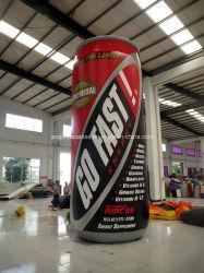Haute qualité de la publicité personnalisée gonflable modèle jar pour la vente (AQ54316)