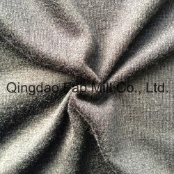 100%macio tecido de malha de poliéster (QF13-0666)