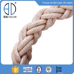 Alta Resistência 8/12 Tiras Hawser PP Polipropileno mono nylon monofilamento Marine Corda de reboque para a amarração