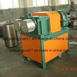 قاطع الكتلة المطاطية استخدم آلة إعادة تدوير قطع الإطارات المستعملة