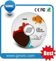 700MB 52X 80мин оптовой чистые диски CD-R с Virgin материала