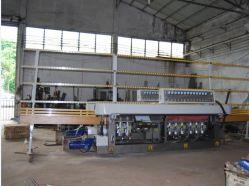 Glass Straight Line Miter Edging Machine