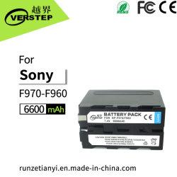 Digitale Camera van de Verkoop van de fabriek de de Directe/Batterij van Camcorder /Light voor Sony np-F960 F970