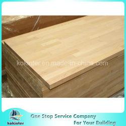 Natual Maple/Painel de bétula bancada de madeira do bloco de talho
