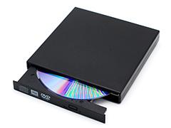 タブレットのパソコンのための超細い外部USB 3.0 DVD-RW CD-ROM IDEチップドライバーバーナーのレコーダー