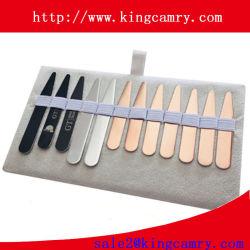 De Kraag van het metaal blijft de Verblijven van de Kraag van de Overhemden van het Metaal van de Verblijven van de Kraag van het Roestvrij staal