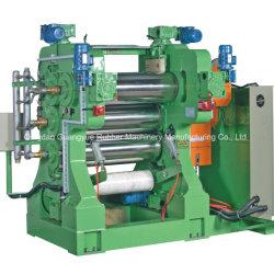 Calendrier de caoutchouc de la machine textile utilisé avec la certification CE