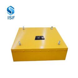 Melhor placa de venda Overband tipo separador magnético para a remoção de ferro
