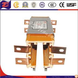 アルミニウムジャケットの電源のための管状の安全なコンダクター棒