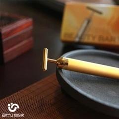 Schöner 24 K-Goldschönheits-Stab für Haut