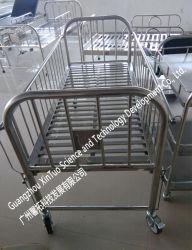 Base di bambino medica della culla di bambino dell'acciaio inossidabile del fornitore della mobilia dell'ospedale