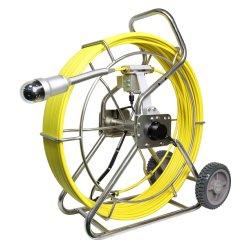 Inspección de tuberías cámara endoscópica para tuberías de 200mm-800mm con cámara de la inclinación, la cámara submarina
