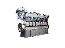 generator van de Dieselmotor van 441kw Zichai Hfo de Mariene