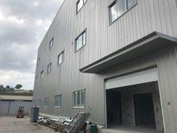 Construções prefabricadas H seção Coluna Estrutura de aço Apartamento Modular durável edifício de oficina