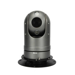 Marine-PTZ Wärmebildgebung-Kamera der langen Reichweiten-