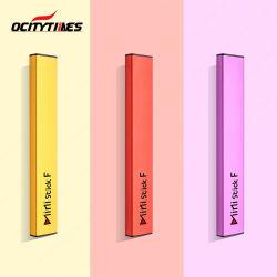 Непосредственно на заводе чистого никотина соли Ocitytimes однократного применения Ministick-F E прикуриватель первого ряда сидений