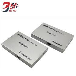 Vergroting 100m Uitbreiding Hdbaset Cat5e/6 van Szbitc HDMI met Dubbele Macht 3af /Poe en DC12V 3D Ethernet met de Controle van IRL