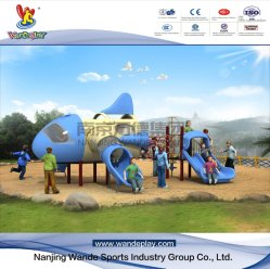 아이 운동장 장비 판매를 위한 옥외 실행 위락 공원 장비