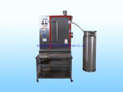 Cryogene Machine Deburring&Deflashing voor Gevormde die Delen van Rubber, Plastieken en Non-ferroMetaal worden gemaakt