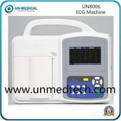 Un veterinario animale delle 6 Manica 4.3 macchina dello schermo di tocco di pollice ECG