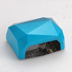 En forma de rombo herramienta del Kit Nail Art Nail Lámpara UV 36W