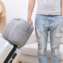 Sacchetto di Duffel variopinto unisex di grande capienza dei bagagli di mano del sacchetto grigio di memoria di alta qualità del sacchetto di corsa di piegatura di modo