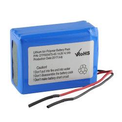 905475 4s1p 14,8 V 4100mAh Batterie Lithium-ion