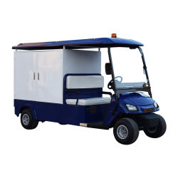 0.5T électrique de haute qualité des aliments modifiés du chariot camion réfrigéré