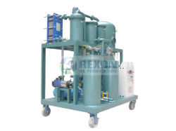 使用された円滑油オイル、Hydrauilcオイル、ギヤオイルのクリーニングのための6000lph円滑油の油純化器