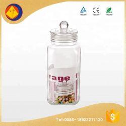 Фошань продовольственной торговой марки 1800 мл большие упаковки свежих стеклянный кувшин для хранения