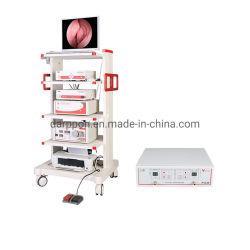 HD laparoscopio endoscopio endoscopio operativo completo sistema de cámara para la laparoscopia