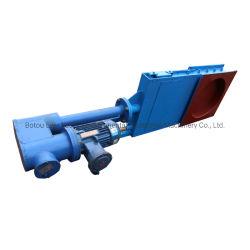 Haste de Impulso da eletro-válvula gaveta deslizante da unidade para o Silo de Vedação