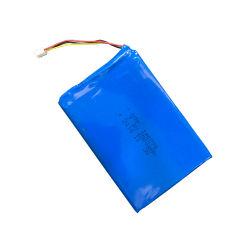 Напряжение питания на заводе 140770 плоская литиевая батарея 3,7 в 2500 Мач Lipo батареи