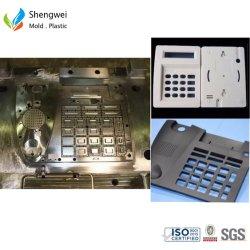 Настраиваемые высокоточные пластиковые стационарных телефонов Shell/Vintage корпуса/офисного телефона Shell форма/пресс-форм