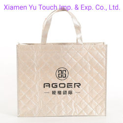 La conception de votre parfait sac non tissé laser personnalisée pour la promotion