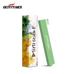 La meilleure qualité de sel de la nicotine Ocitytimes Système fermé Ministick F Kit Vape gousses