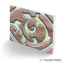 Специалисты Alabaster камня деревянные декоративная подсветка используется лучшая цена
