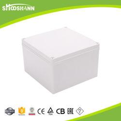 Boîtier en plastique ABS étanche pour l'électronique boîte de connexion de raccordement